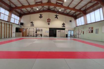Les Judokas retrouvent le DOJO !